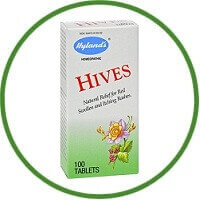 Hylands Homeopathic Hives Relief
